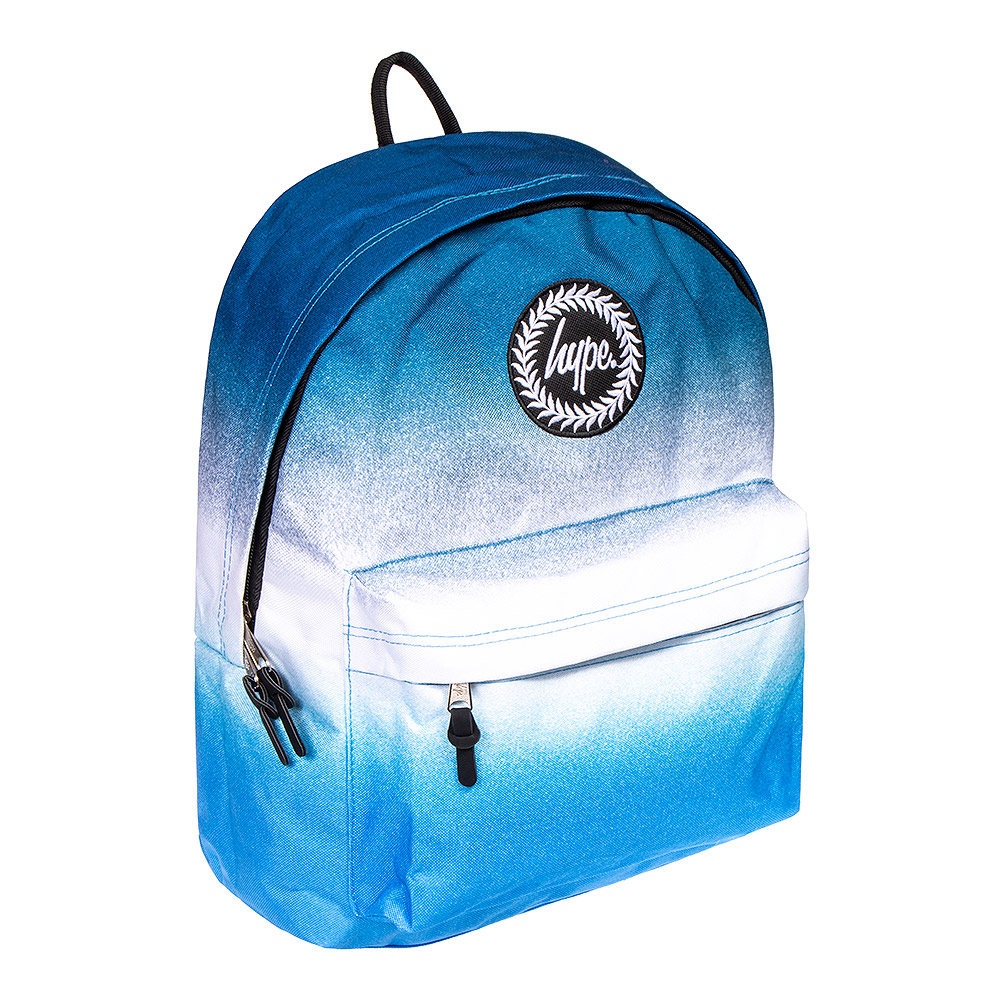 Hype Blue Double Fade Backpack 3b14631697f39