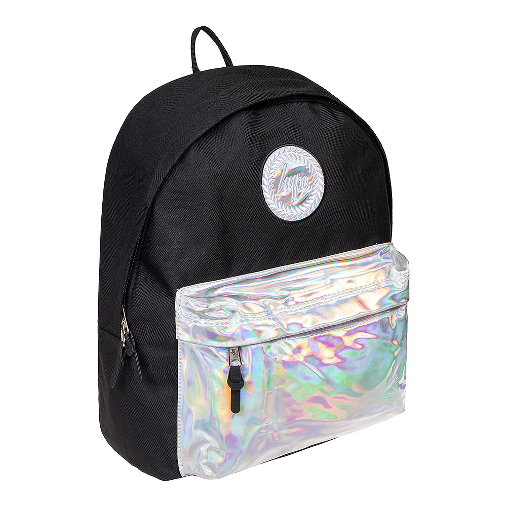 981e3ce0a31b Hype Holographic Pocket Backpack