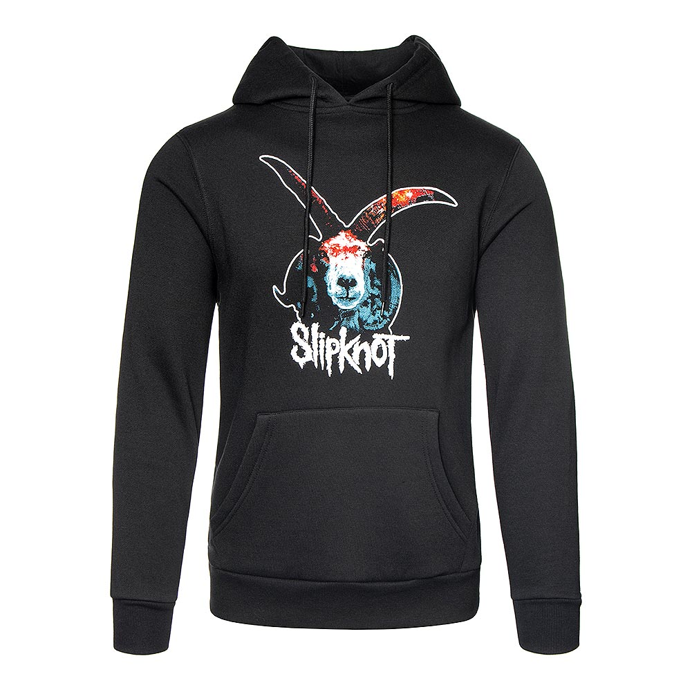 Official Slipknot Day Of The Gusano Goat Hoodie (Black)