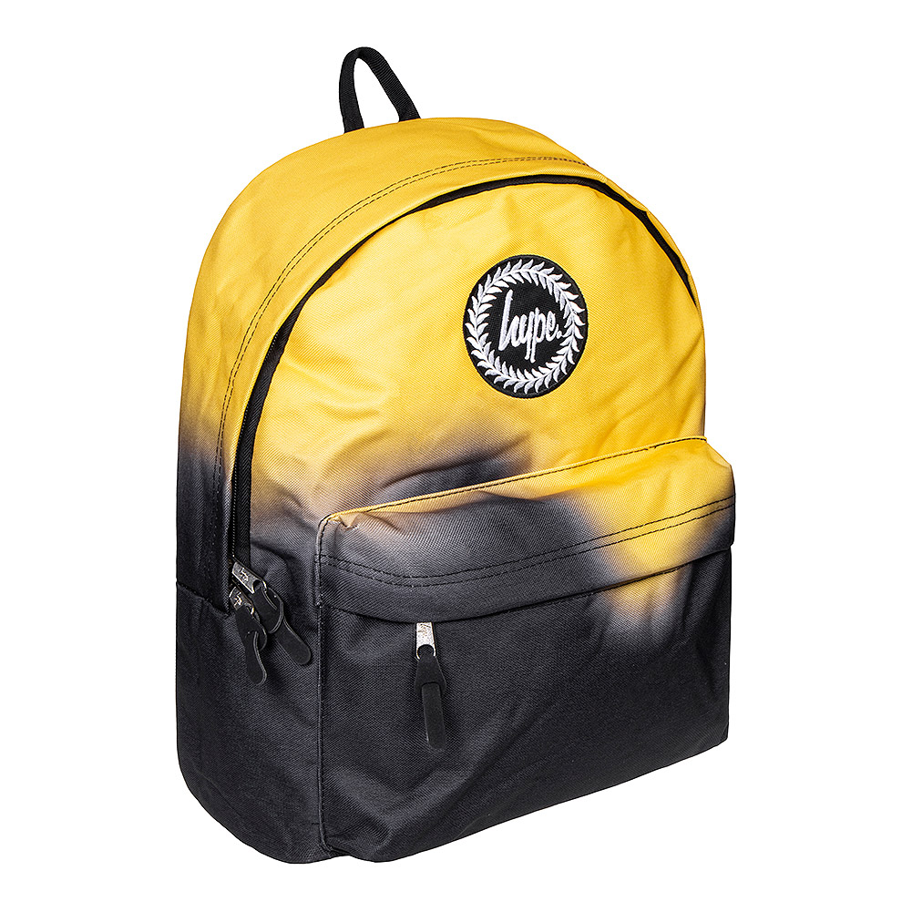 Hype Wasp Fade Backpack (Yellow/Black)