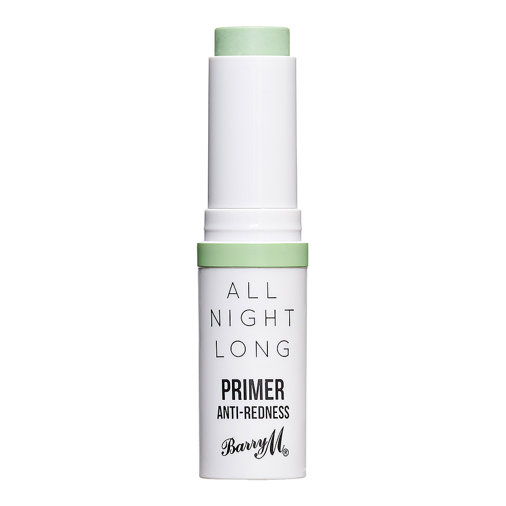 Barry M All Night Long Anti-Redness Primer Stick (Green)