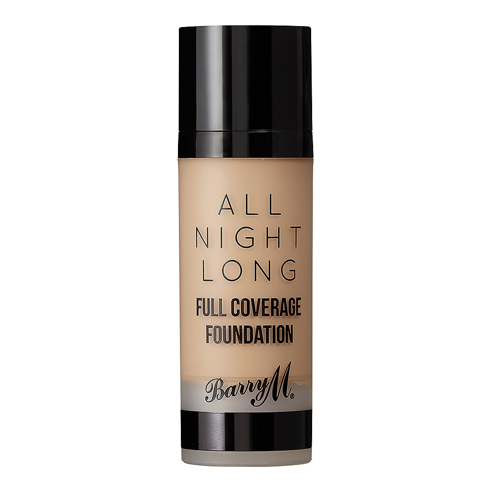 Barry M All Night Long Full Coverage Liquid Foundation (Cookie)