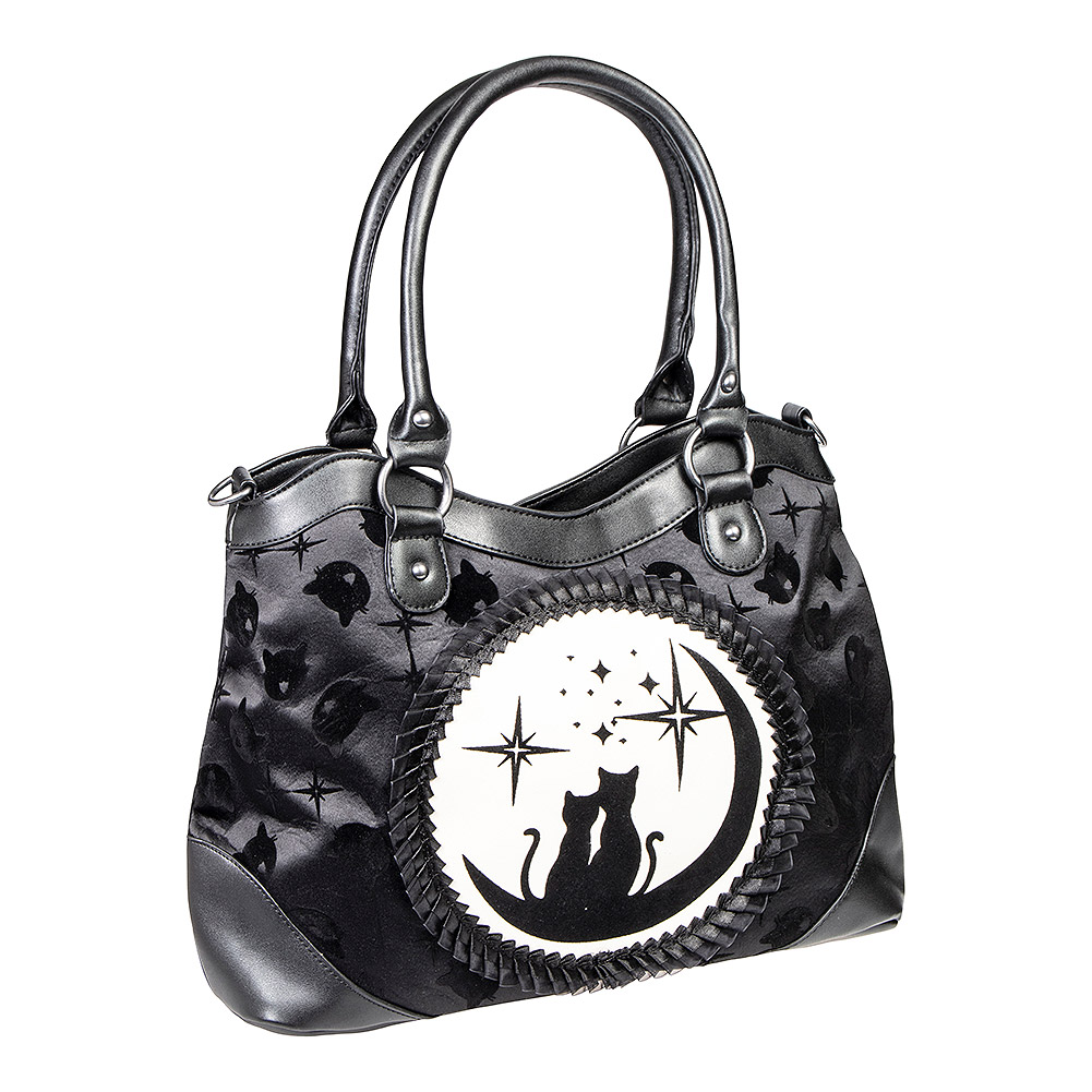 Banned Alternative Lunar Sisters Bag (Black)