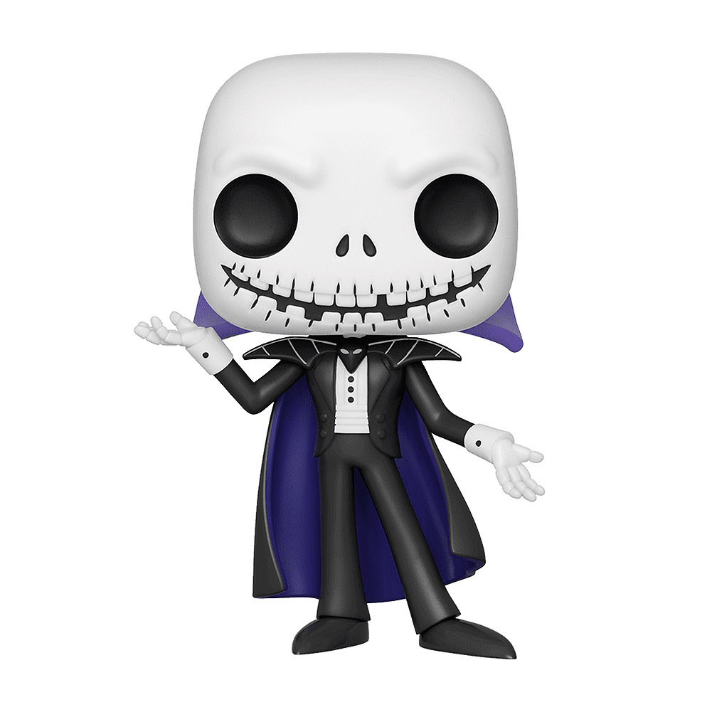 Funko Pop! X Nightmare Before Christmas Figura in Vinile Vampiro Jack