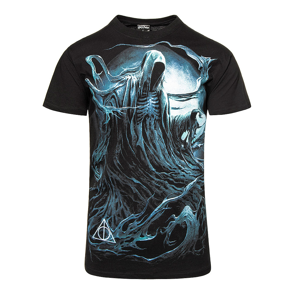 Spiral Direct Harry Potter Dementor T Shirt (Black)