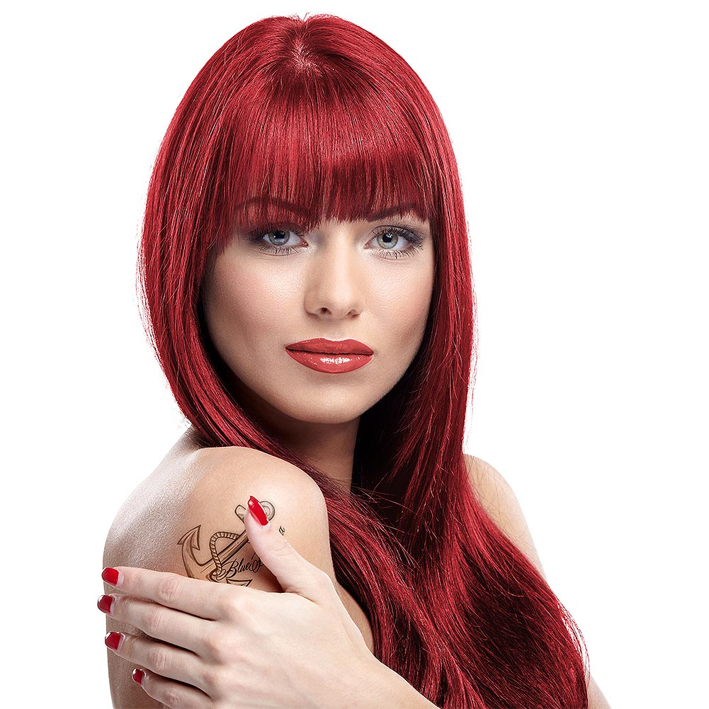 Splashes & Spills Be You Hair Dye 70ml (Red Velvet)