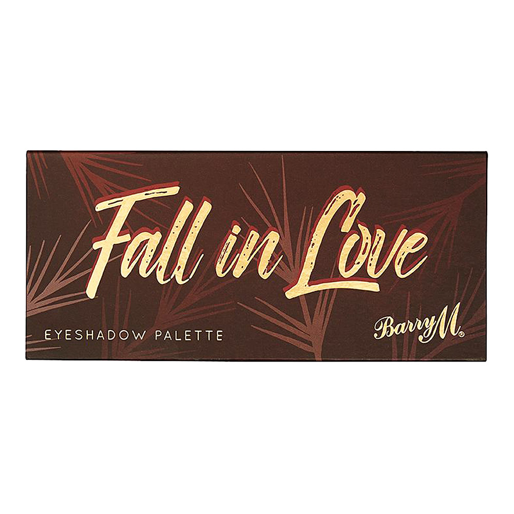 Barry M Fall In Love Eyeshadow Palette