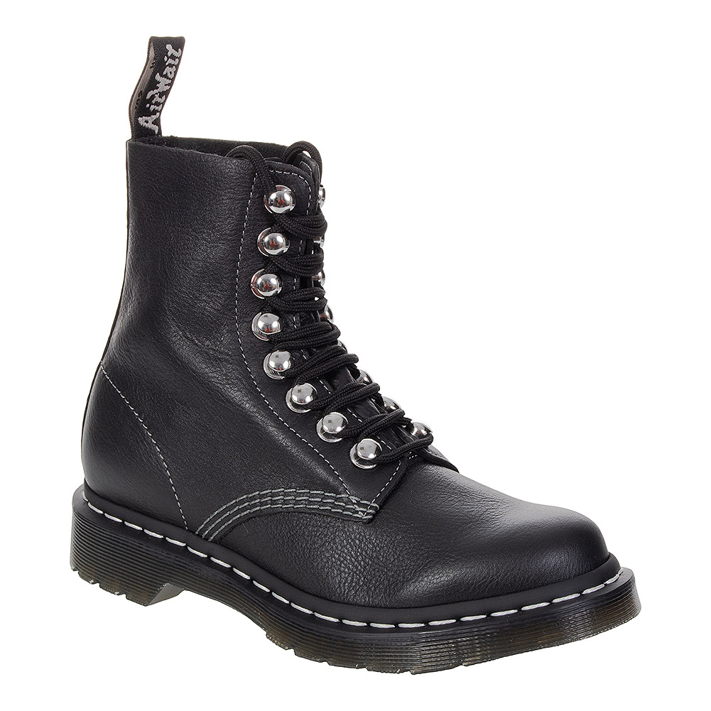 Dr Martens 1460 Pascal Hardware Boots (Black)