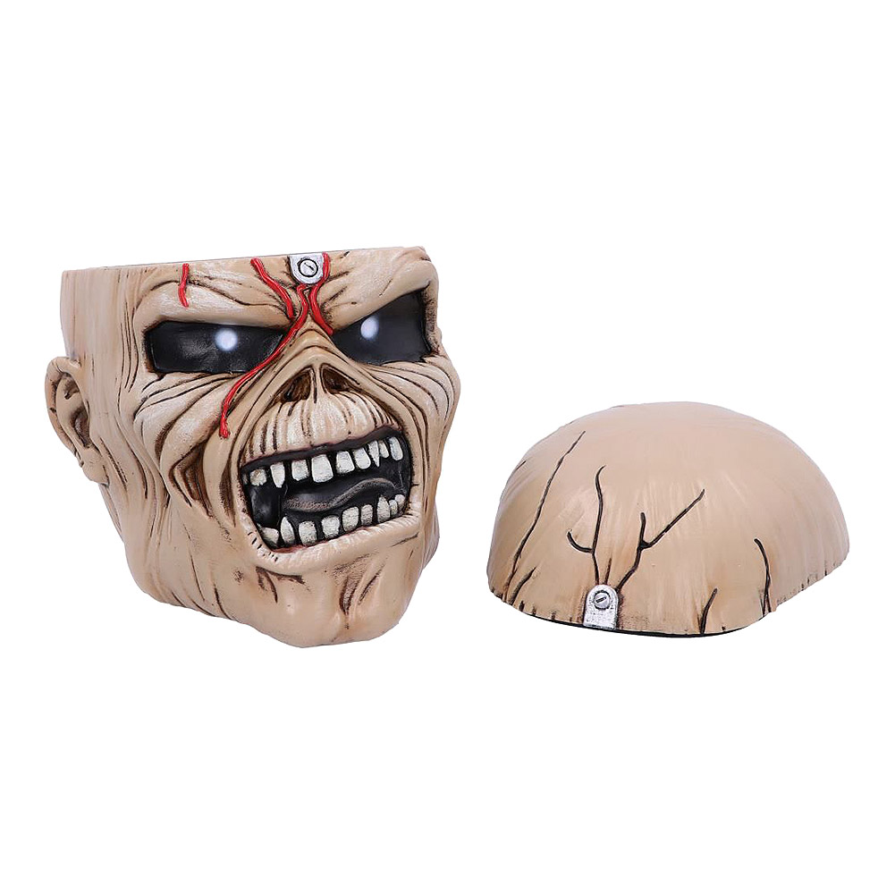 Nemesis Now Iron Maiden Trooper Trinket Box (18cm)