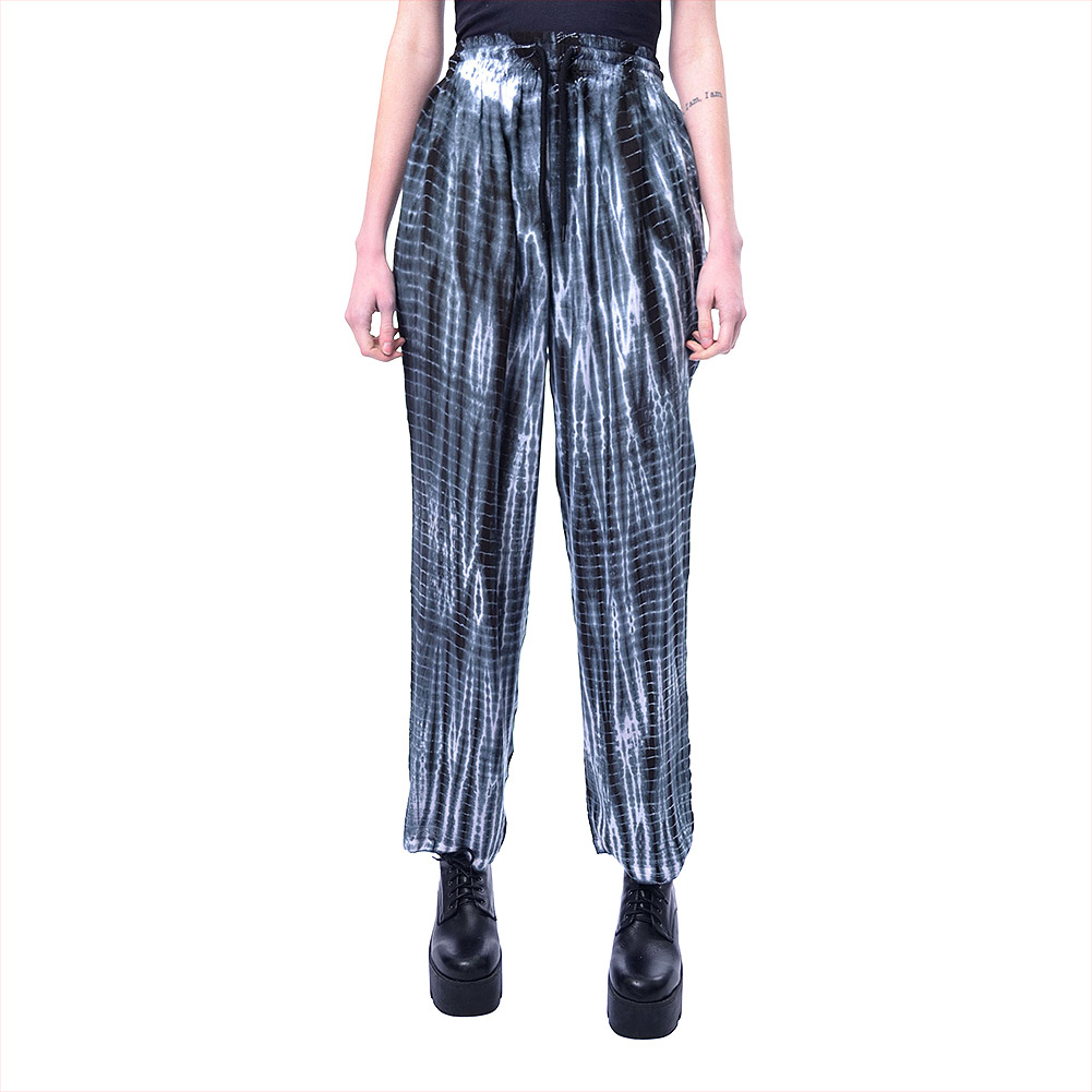 Innocent Bodhi Striped Trousers (Grey)