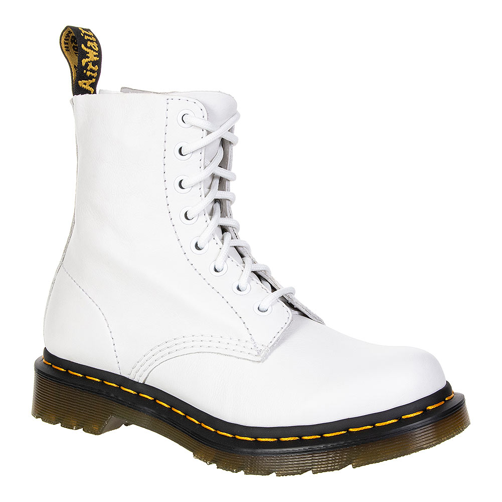 Dr Martens 1460 Pascal Boots (Optical White)
