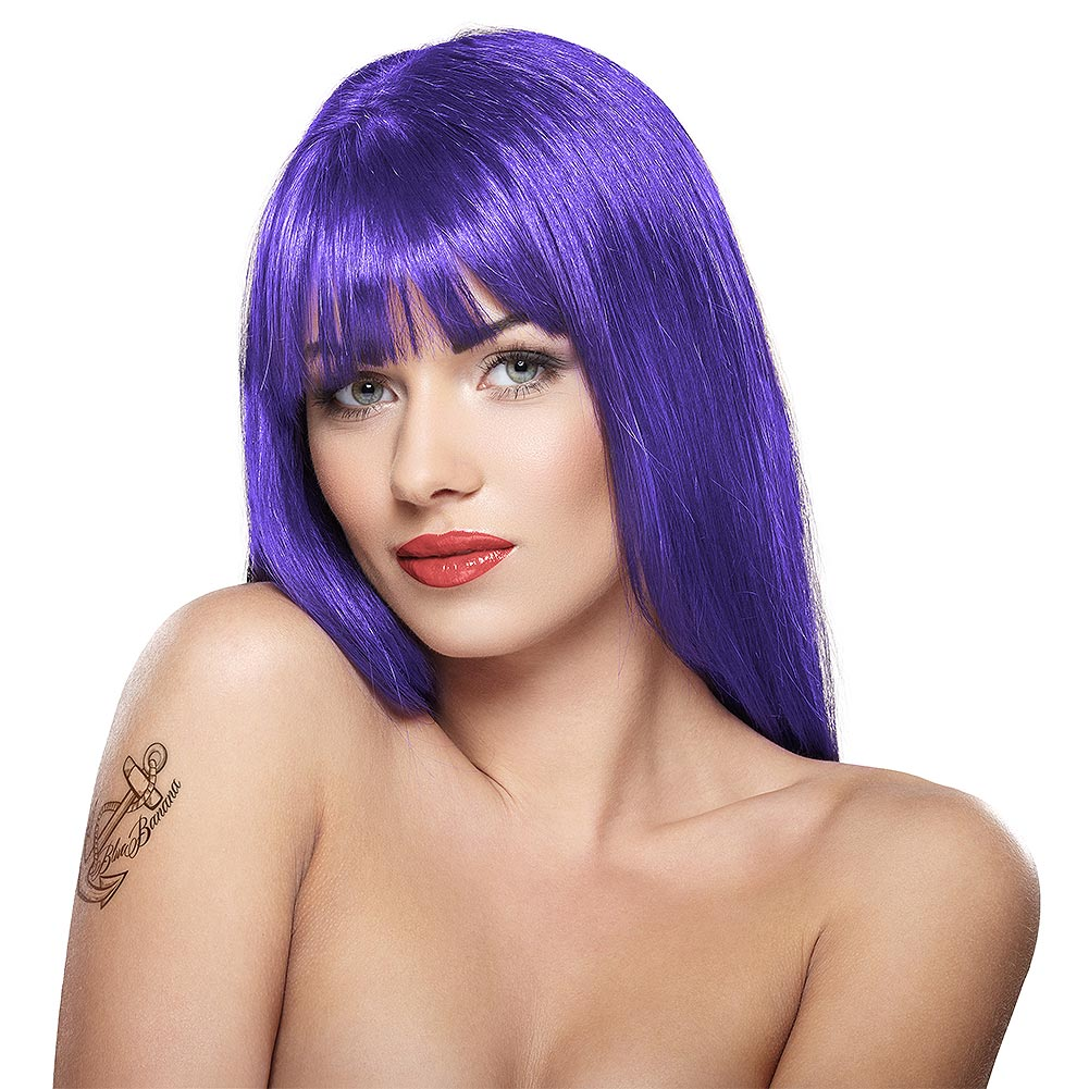 Stargazer Semi Permanent Violet Colour Hair Dye 70ml Uk