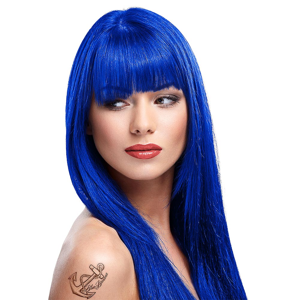La Riche Directions Midnight Blue Colour Hair Dye Hair