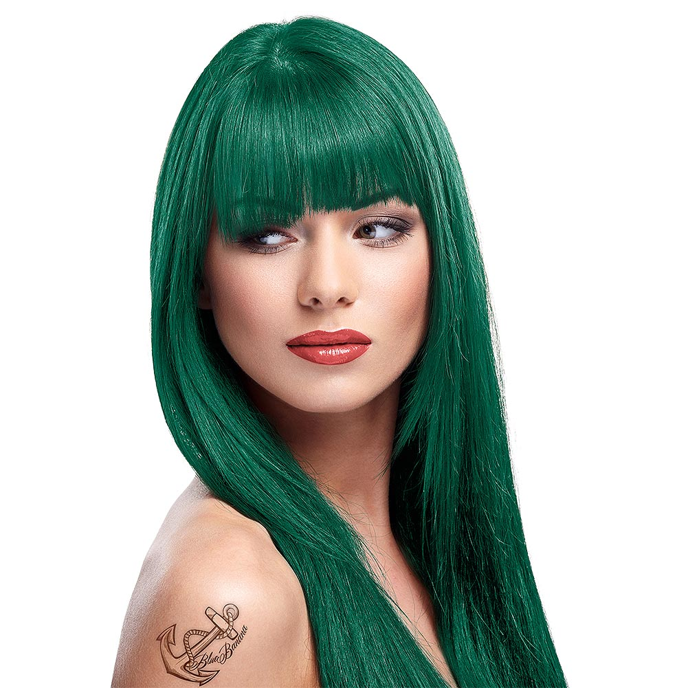 Tintura Per Capelli Da 88ml La Riche Directions (Alpine Green - Verde)
