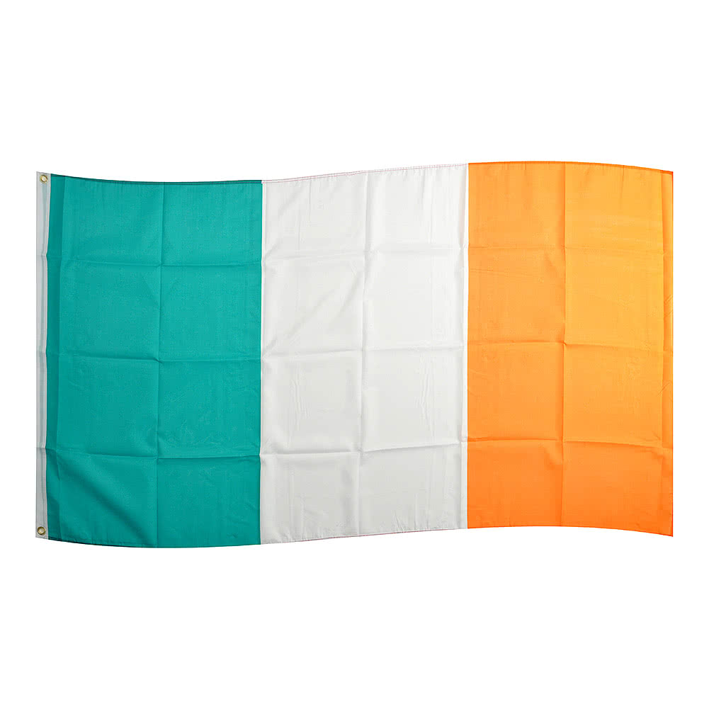 Blue Banana Ireland Flag