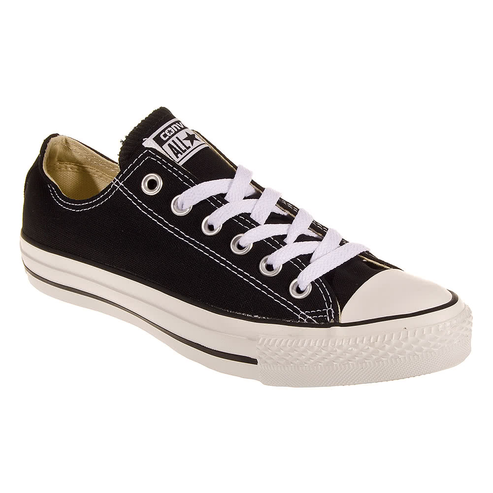 Converse All Stars Ox Baskets Basses (Noir)