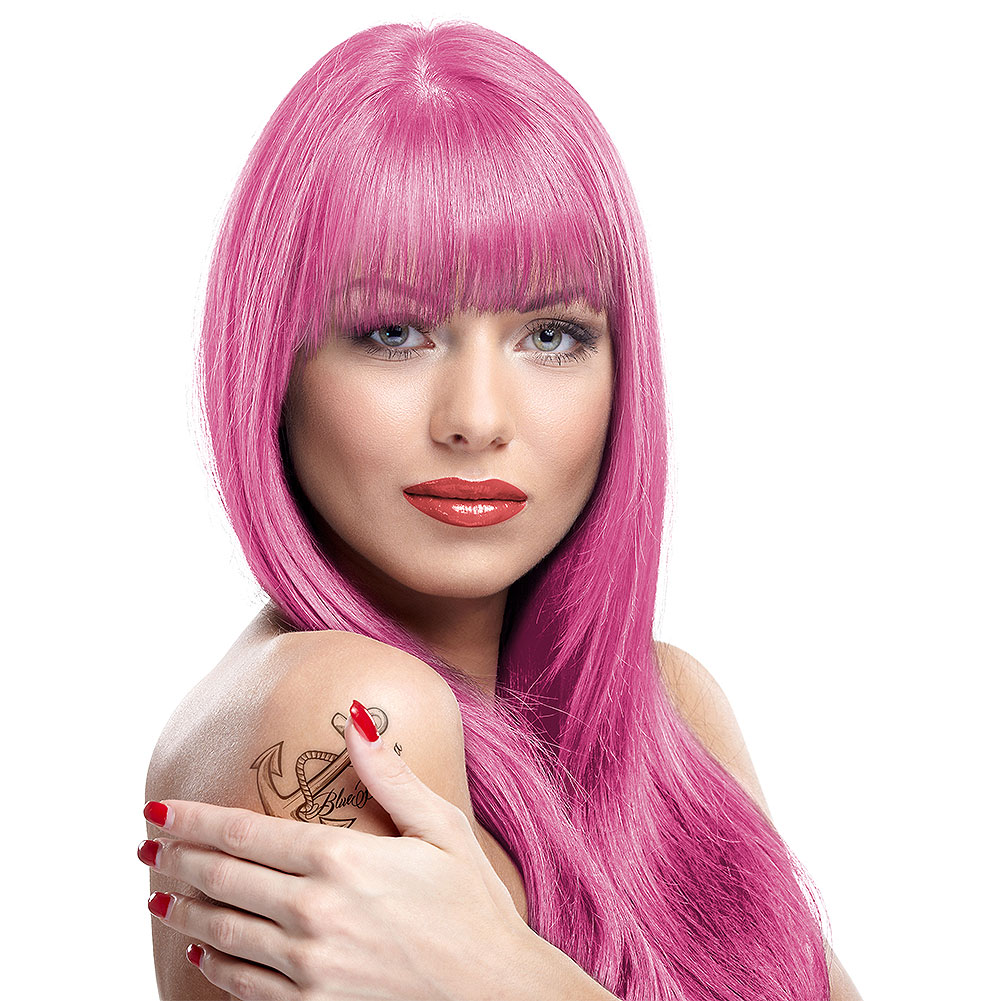 Manic Panic Amplified Semi-Permanent Hair Dye 118ml (Cotton Candy Pink)