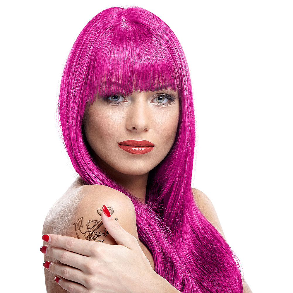 Colorante Per Capelli Semi-Permanente Amplified Manic Panic (Hot Hot Pink - Rosa)
