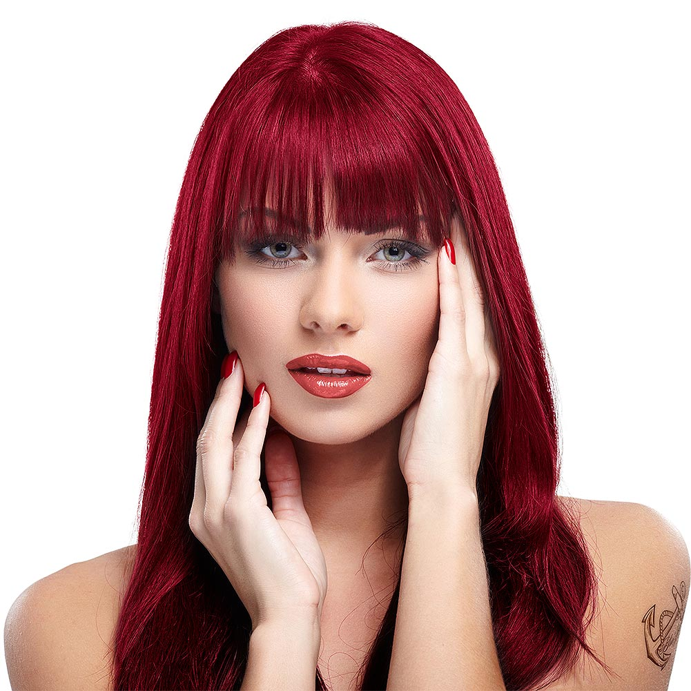 Colorante Per Capelli Formula Classic Cream High Voltage Manic Panic (Vampire Red - Rosso)