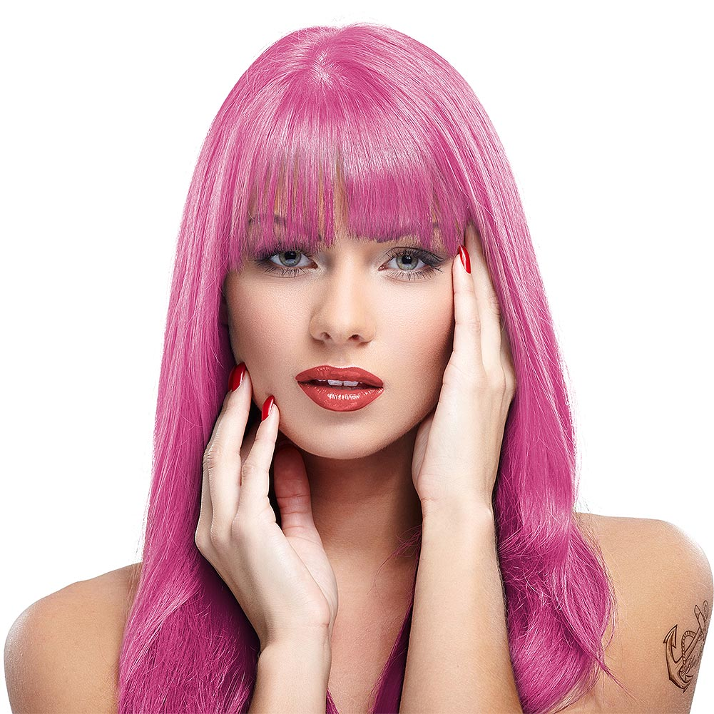 Manic Panic High Voltage Classic Cream Formula Colour Hair Dye 118ml (Cotton Candy Pink)