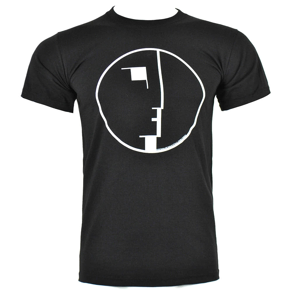 Official Bauhaus Logo T Shirt (Black)