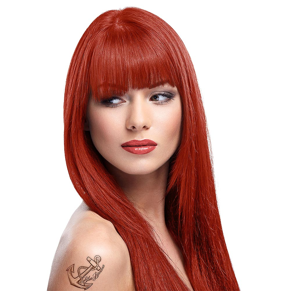 La Riche Directions Flame Red Colour Hair Dye Hair Dye Uk