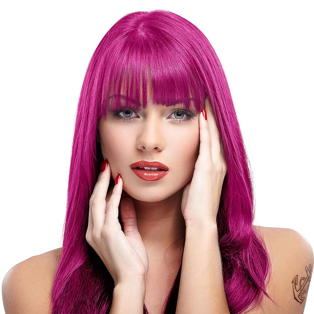 Colorante Per Capelli Formula Classic Cream High Voltage Manic Panic (Fuchsia Shock - Rosso)