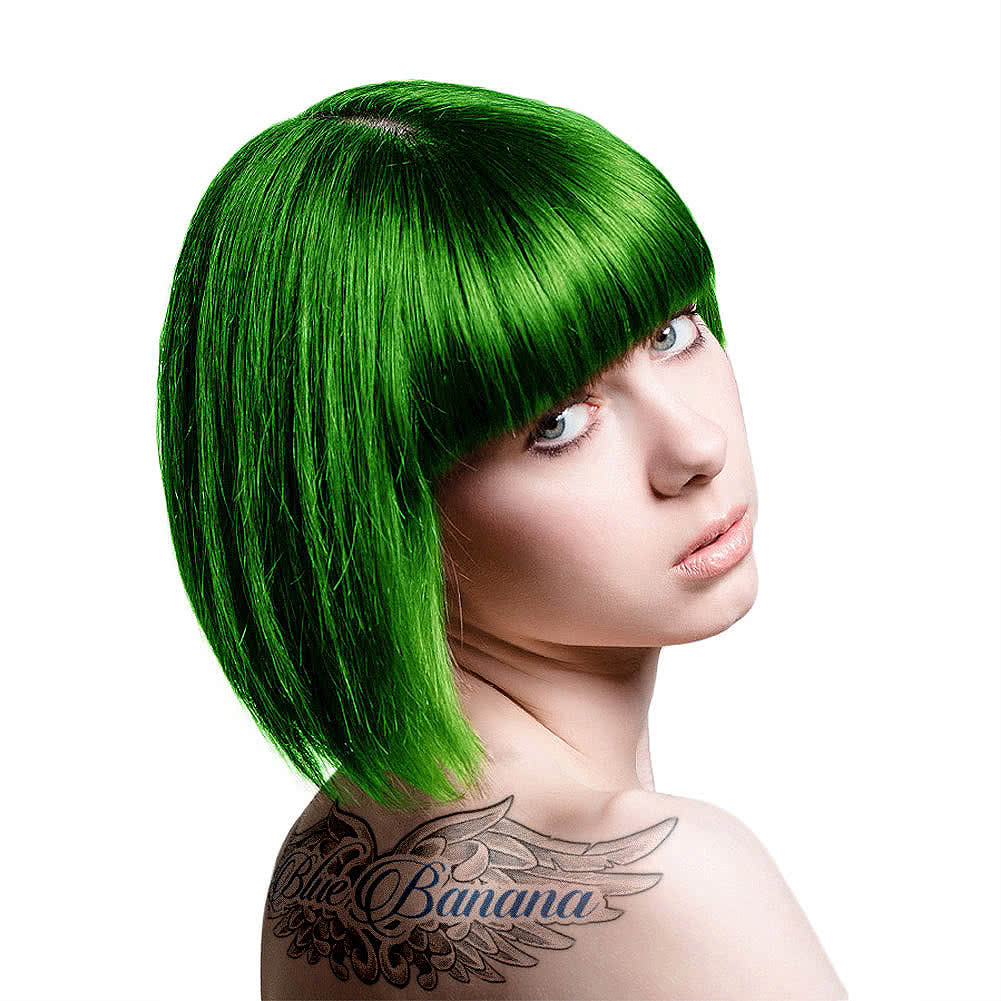 Stargazer Semi-Permanent Hair Dye 70ml (African Green)