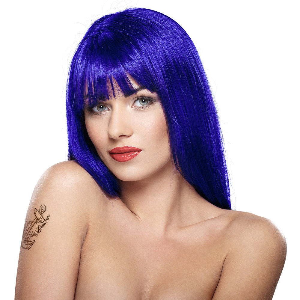 Stargazer Semi-Permanent Hair Dye 70ml (Ultra Blue)
