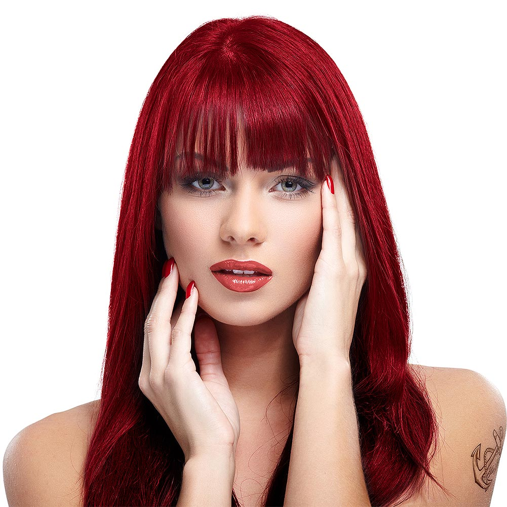 Colorante Per Capelli Formula Classic Cream High Voltage Manic Panic (Infra Red - Rosso)