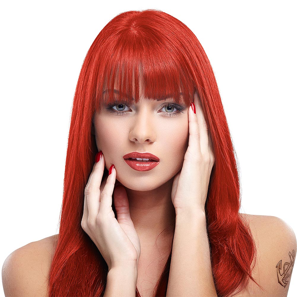 Colorante Per Capelli Formula Classic Cream High Voltage Manic Panic (Rock N Roll Red - Rosso)