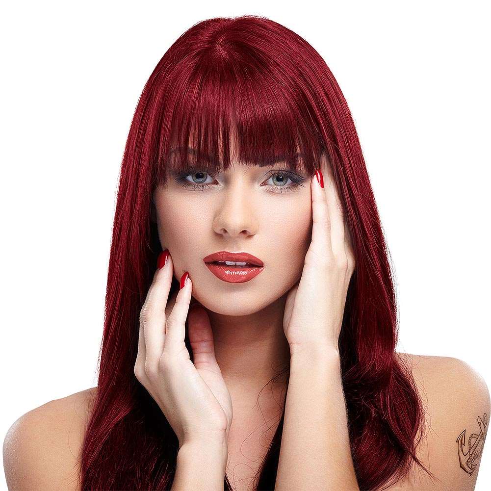 Colorante Per Capelli Formula Classic Cream High Voltage Manic Panic (Vampires Kiss - Rosso)