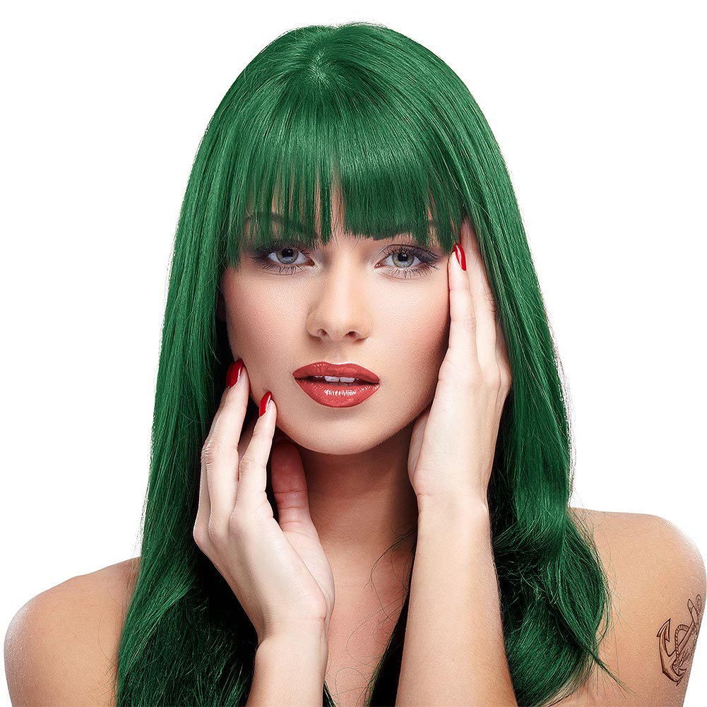 Colorante Per Capelli Formula Classic Cream High Voltage Manic Panic (Venus Envy - Verde)