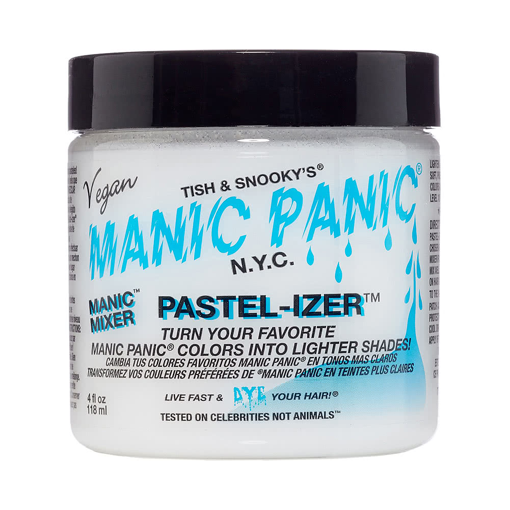 Manic Panic Manic Mixer Classic Cream Formula Pastel-izer Colour Hair Dye 118ml (Mixer)
