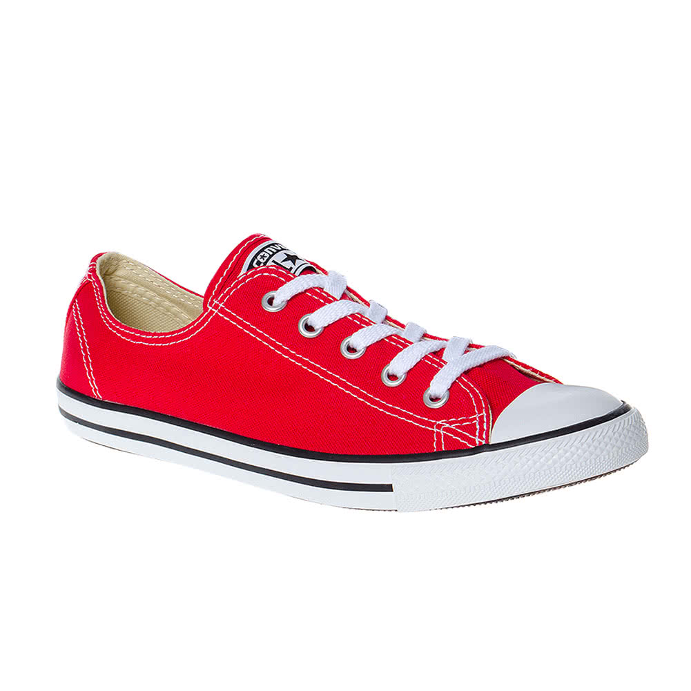 Converse All Star Dainty Shoes (Red)