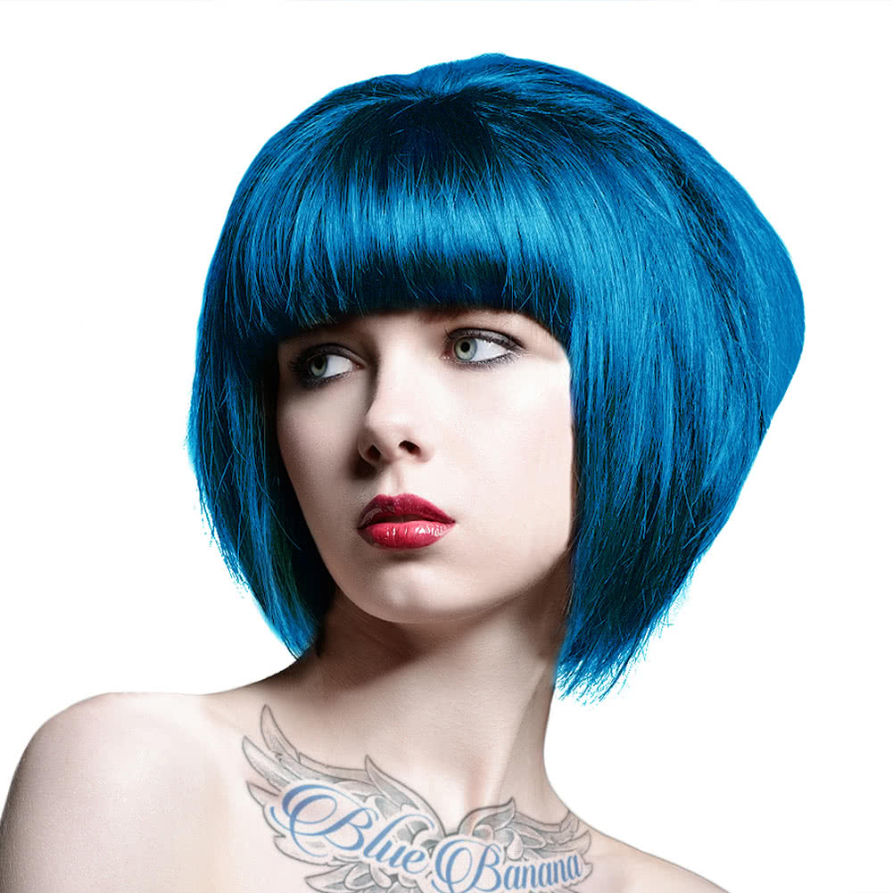 Splat Aqua Rush Long Lasting Dye Semi Permanent Hair Dye