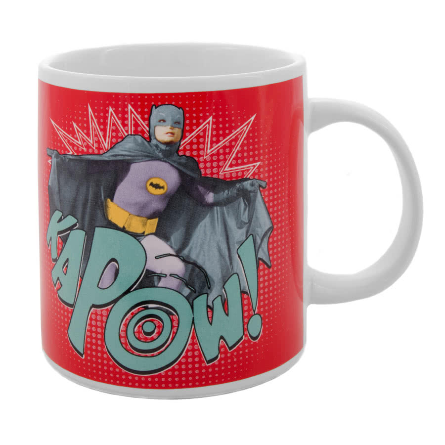 DC Comics Batman 1966 Mug (Red)