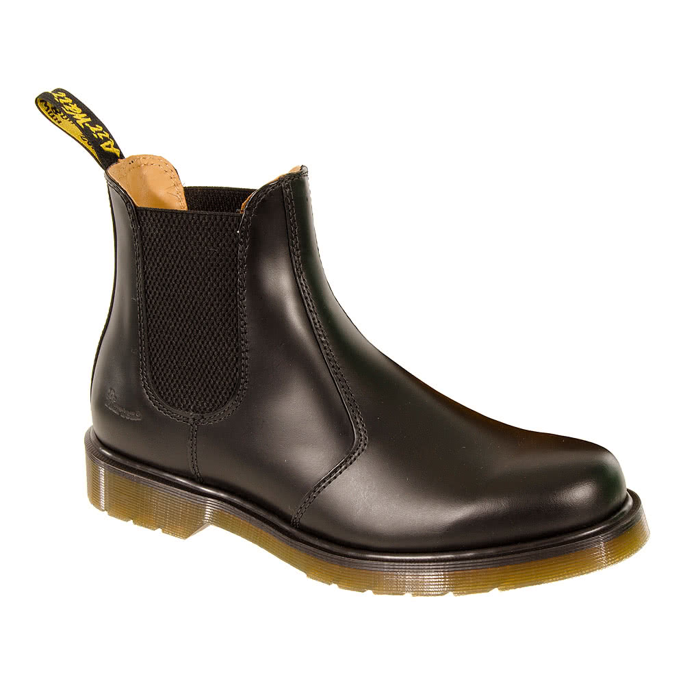 Dr Martens 2976 Smooth Chelsea Boots (Black)