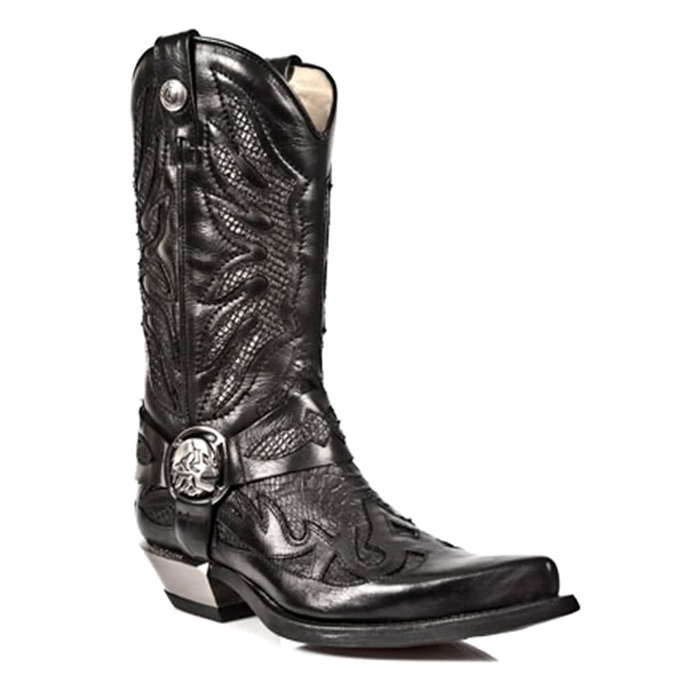 new rock flame west boots cowboy boots. Black Bedroom Furniture Sets. Home Design Ideas