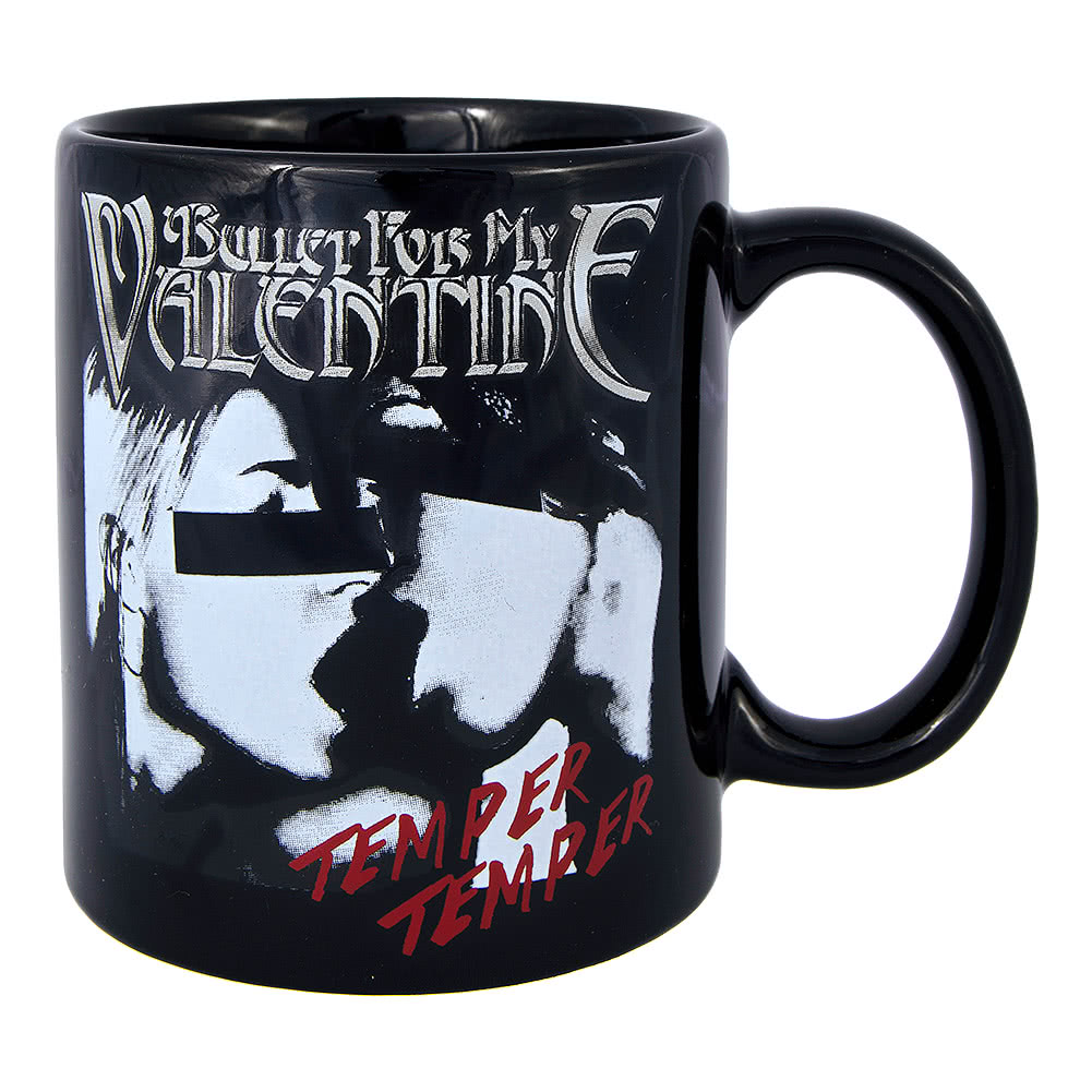 Bullet For My Valentine Temper Temper Mug Bfmv Cup Uk