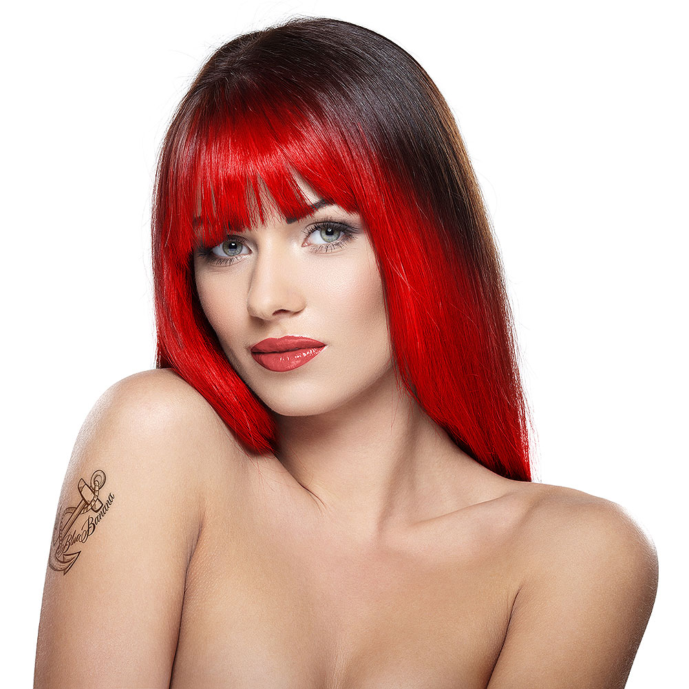 Stargazer Neon Hair Chalk 3g (Red)