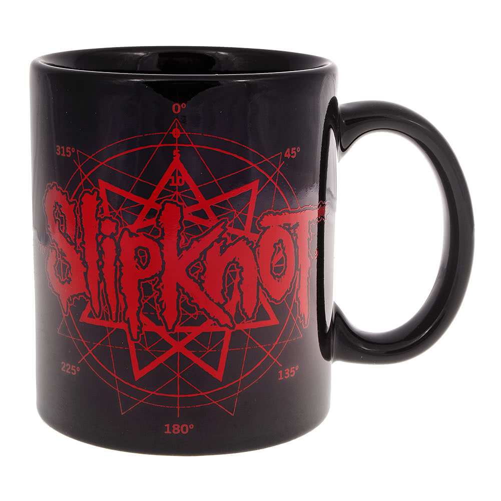 Official Slipknot Mug (Black)