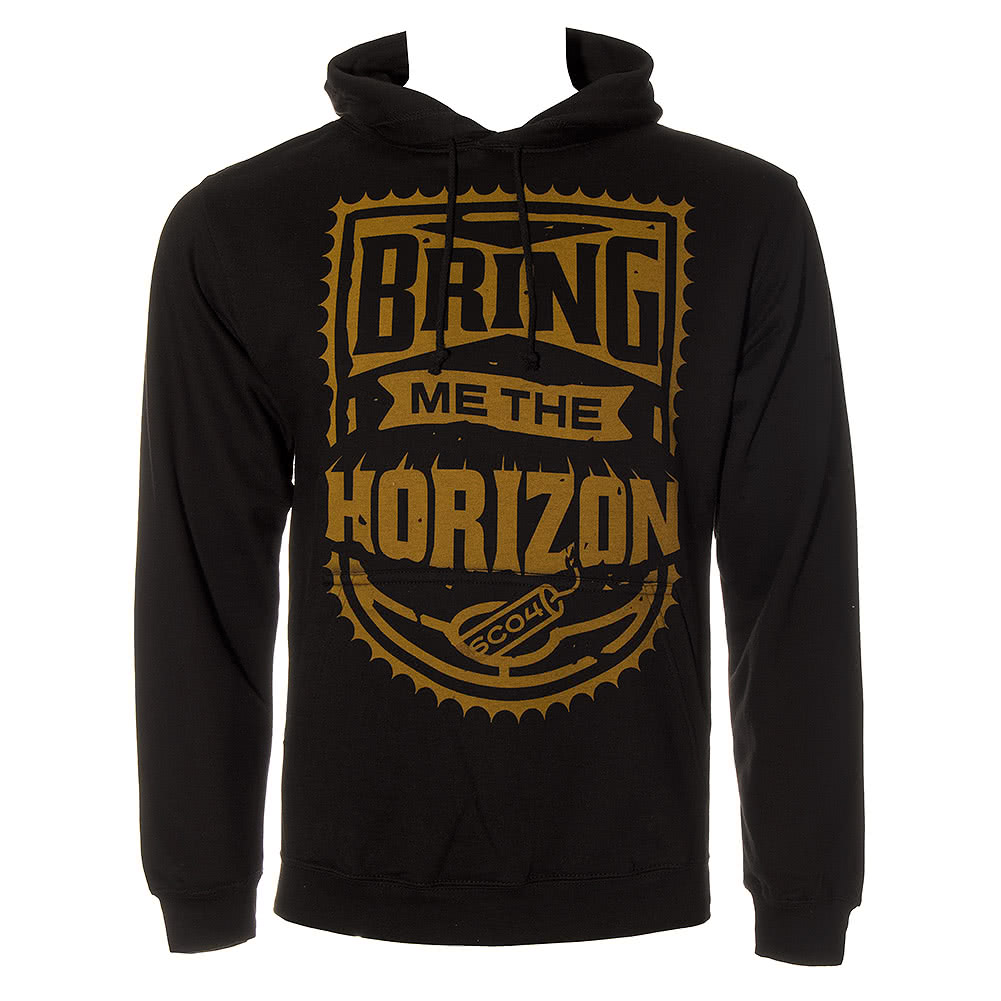 Official Bring Me The Horizon Dynamite Hoodie (Black) supplier