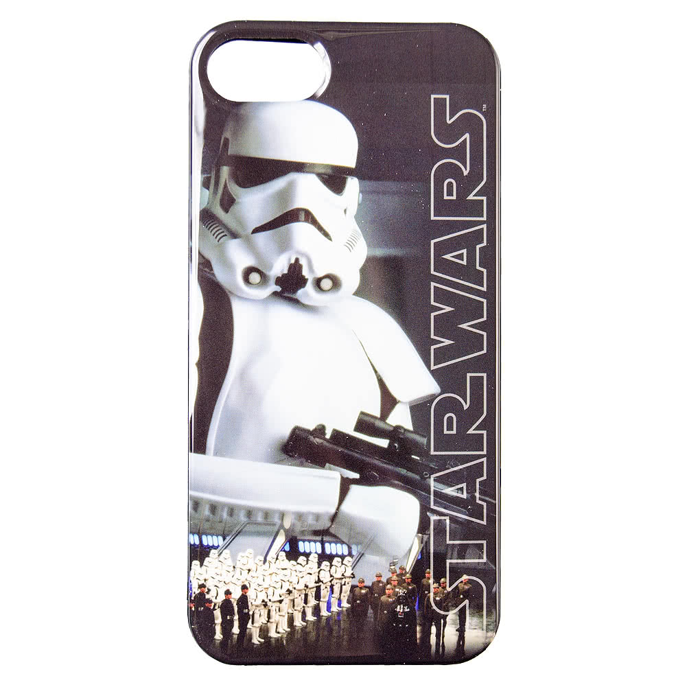 Star Wars Stormtrooper iPhone 5/5s Phone Case (Multicoloured)