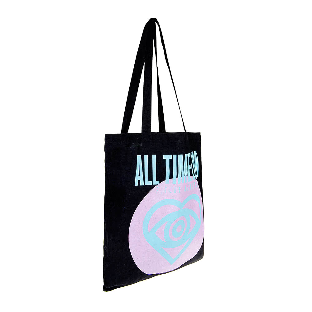 "Bolsa de tela ""Future Hearts"" de la banda All Time Low (Varios colores)"