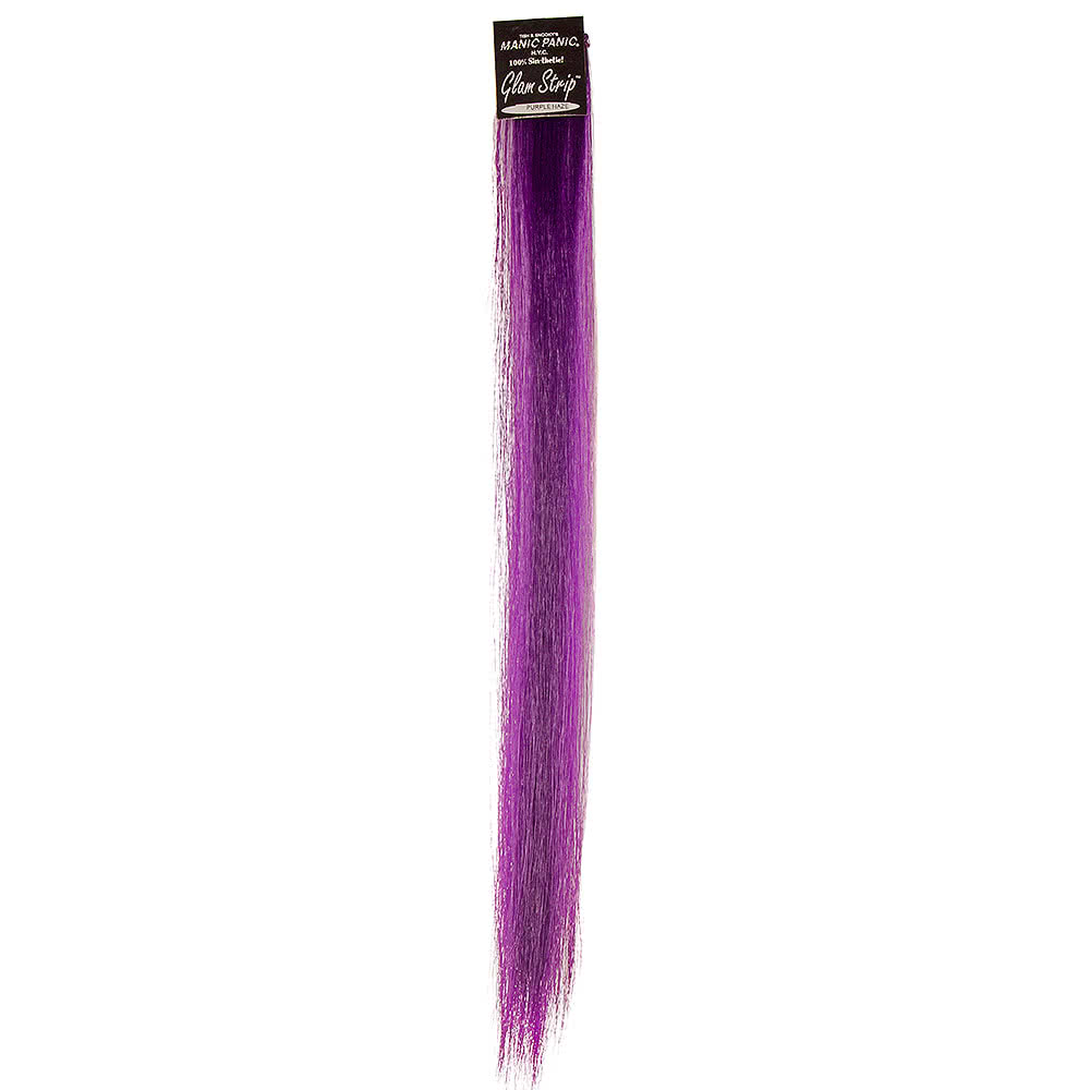 Manic Panic Synthetic Glam Strips (Purple Haze)