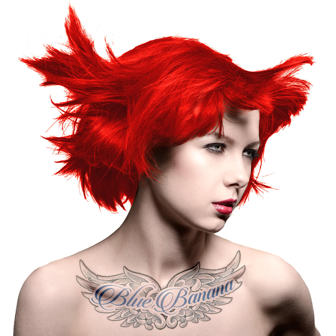 Manic Panic Amplified Semi-Permanent Hair Dye 118ml (Pillarbox Red)