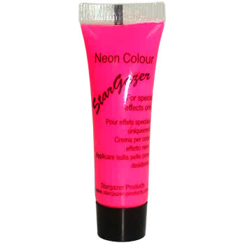 Stargazer Special Effects Face & Body Paint 10ml (Pink)