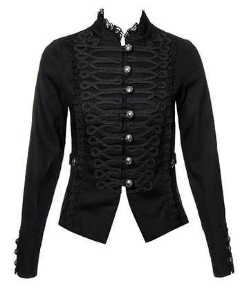 H&R Tail Jacket (Black)