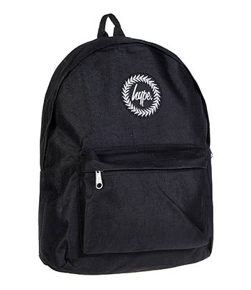 Hype Backpack (Black)